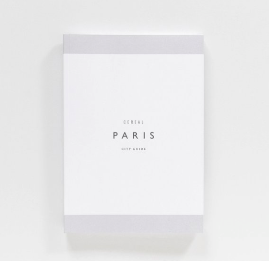 cereal city guides parigi elementi home italia