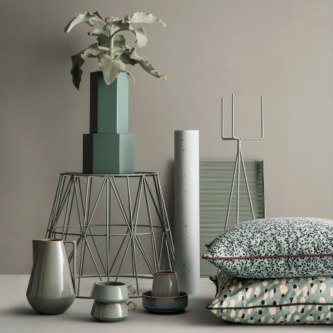 Cesto WIRE BASKET MEDIO di Ferm Living catalogo