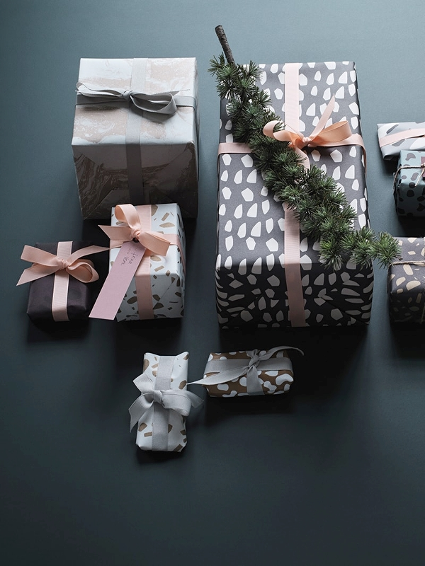 GIFT TAGS SET/5 Ferm Living_Elementi home