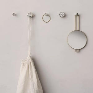 poise hand mirror ferm living