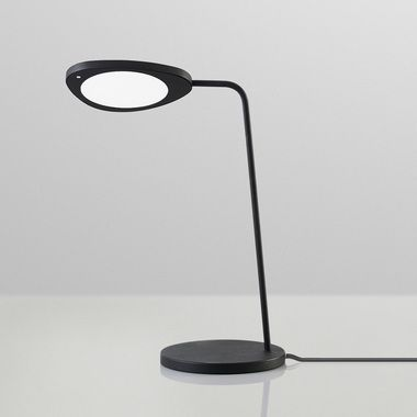 leaf lamp muuto black 0