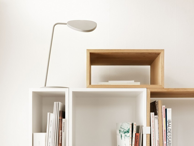 leaf lamp muuto black