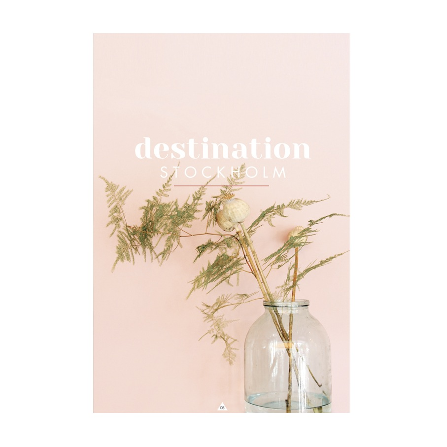 Libri Destination di Caroline Gomez - Elementi Home stoccolma