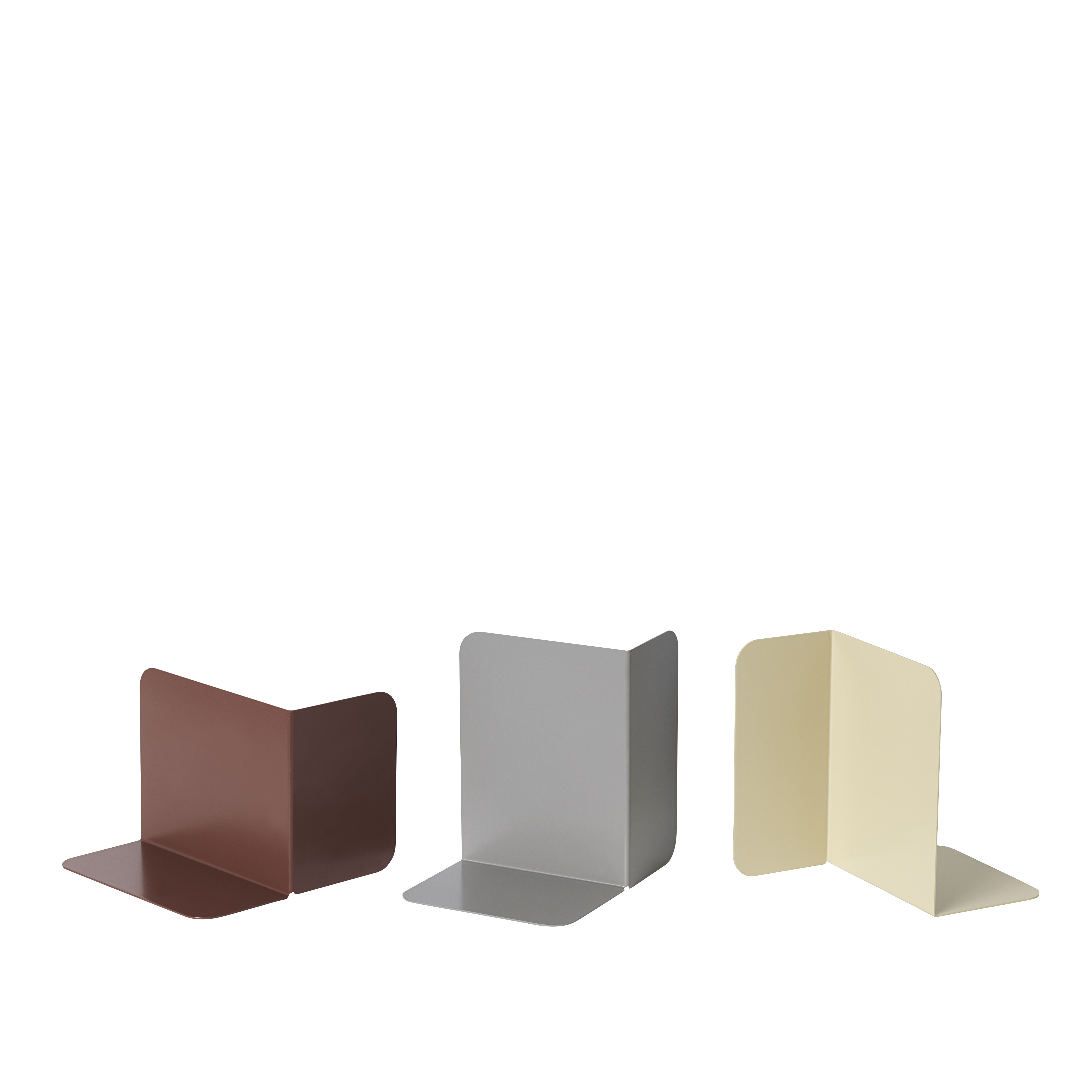 Compile Bookend Muuto colori