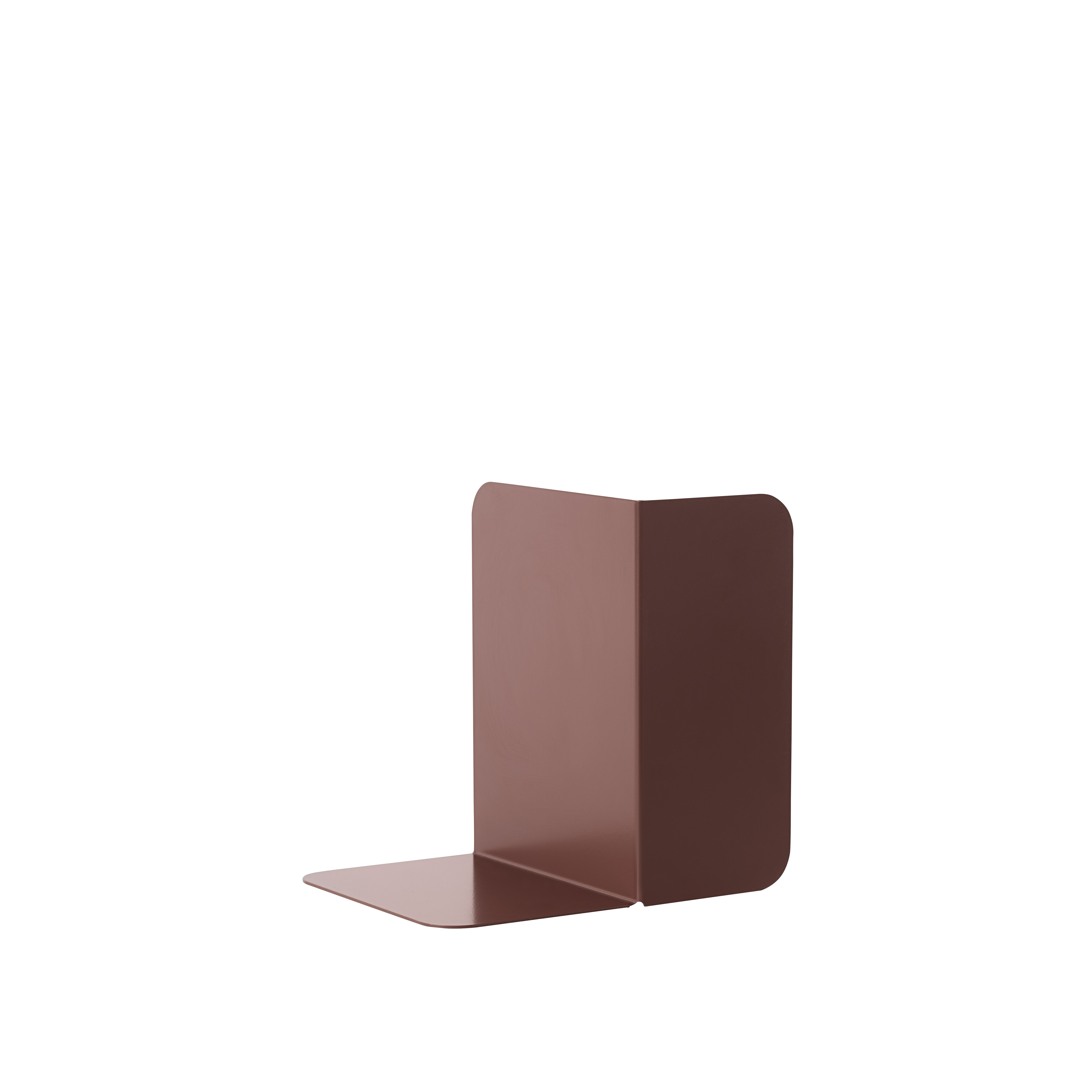 Compile Bookend Muuto - Plum