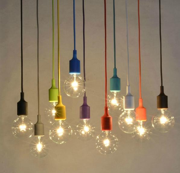 Muuto e27 blu la tua lampada a sospensione for Lampade a led e 27