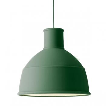 Muuto lampada unfold di colore verde for Lampade svedesi
