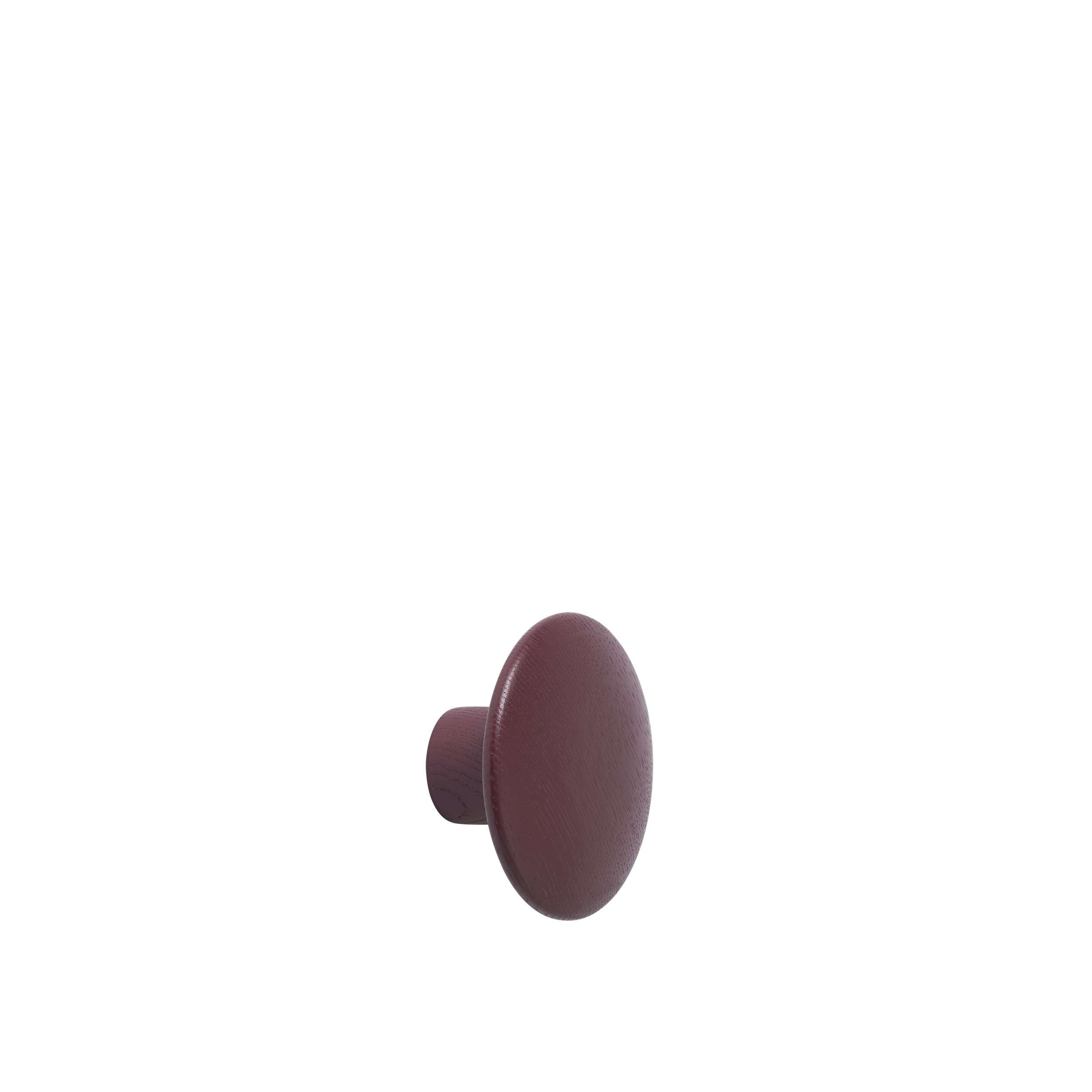 The Dots Muuto Burgundy Small