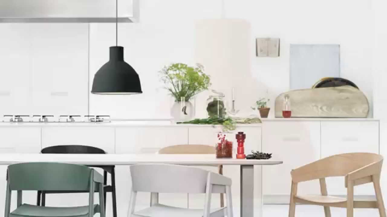 Muuto lampada unfold light black su for Lampade svedesi