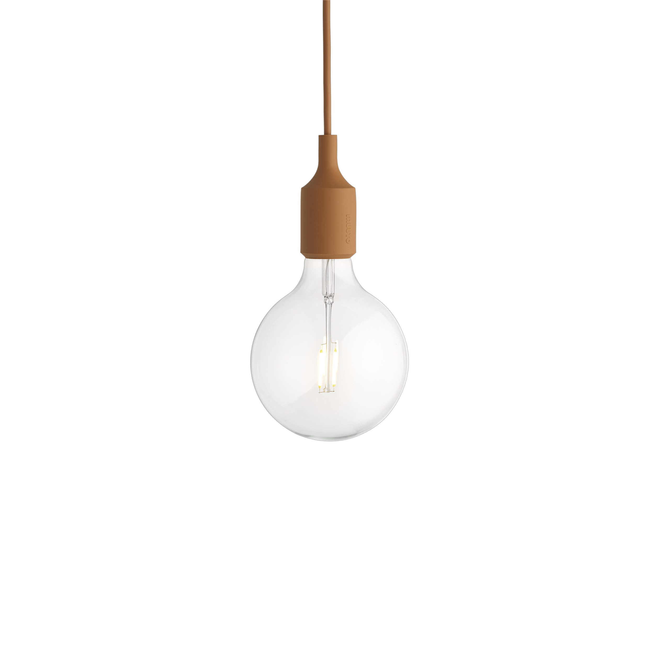 E27 LED Lamp Muuto Clay Brown