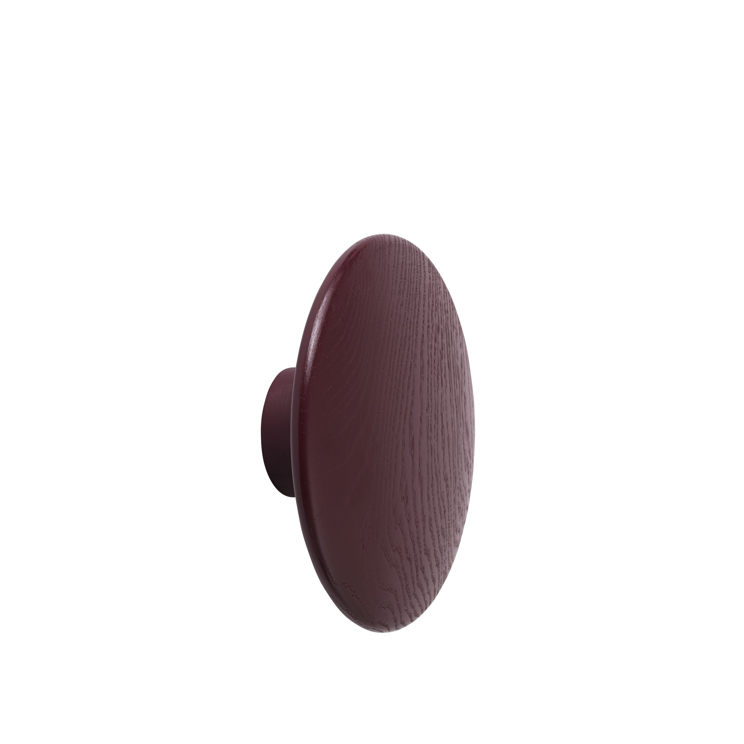 The Dots Muuto Burgundy Large