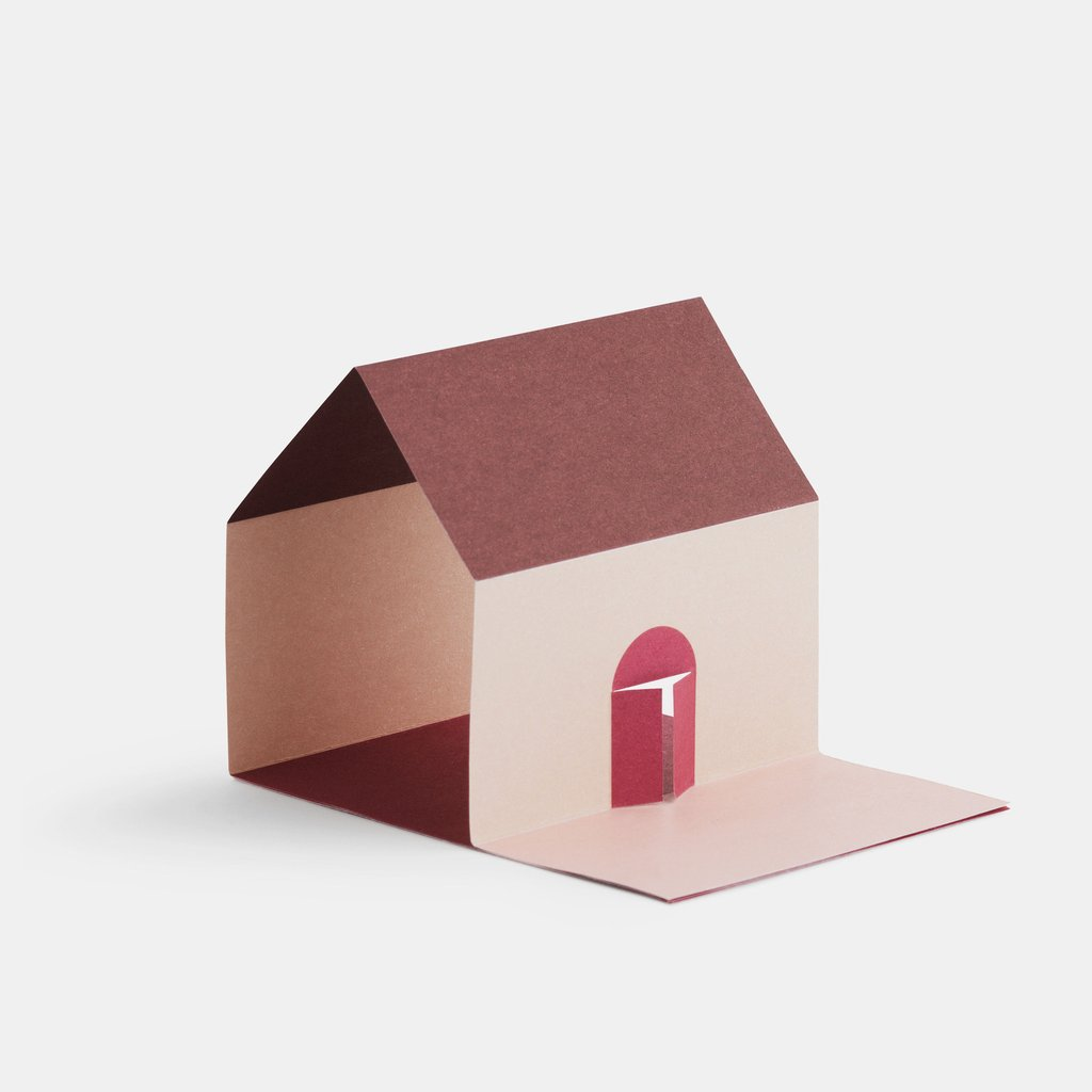Daily Fiction Sticky Notes House Normann Copenhagen- Elementi Home