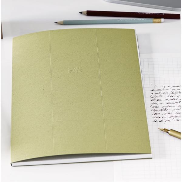 quaderno prendi appunti in a4 in colori vari de la petite papeterie fran aise. Black Bedroom Furniture Sets. Home Design Ideas