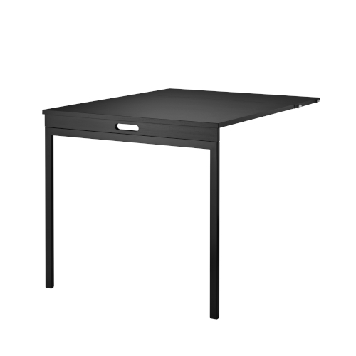 Folding Table BLACK STAINED ASH-BLACK String