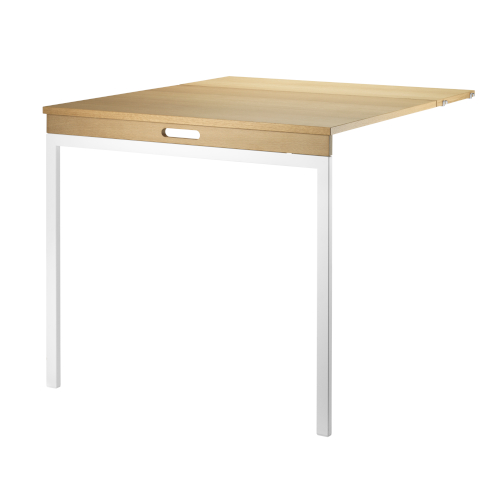 Folding Table OAK-WHITE String