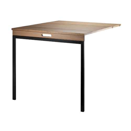Folding Table WALNUT-BLACK String