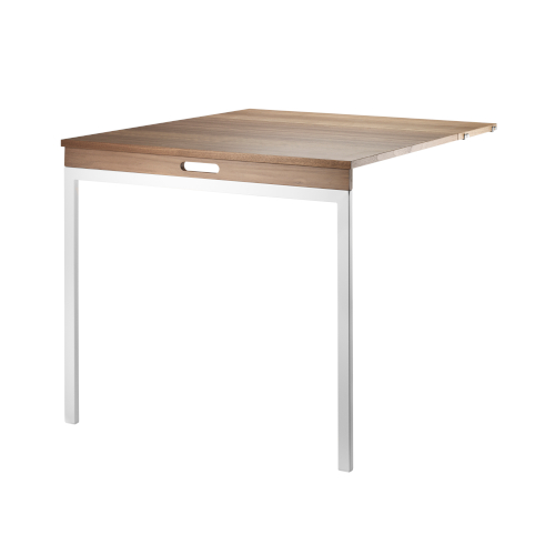 Folding Table WALNUT-WHITE String