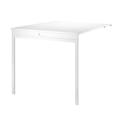 Folding Table WHITE-WHITE String