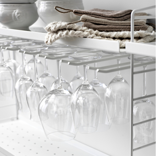 HANGER RACK STRING_WHITE