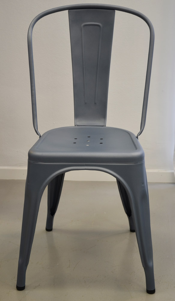 tolix sedia per interni modello chaise a xavier pauchard. Black Bedroom Furniture Sets. Home Design Ideas